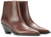 Acne Studios Cony Wedge Ankle Boots