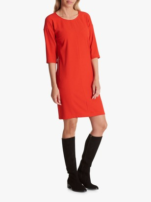 Betty Barclay Elbow Sleeve Crepe Dress