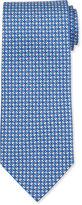 Salvatore Ferragamo Vara-Printed Silk Tie