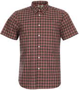Paul Smith Shirt Tailored Green PTPD 619P 840 48