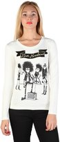 Love Moschino Womens/Ladies Long Sleeve Top With Band Design