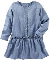 Osh Kosh Denim Dress