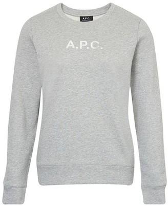 A.P.C. Stamp F sweatshirt
