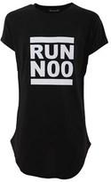 Numero 00 Numero00 Men's Black Cotton T-shirt.