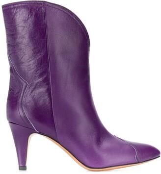 Isabel Marant Saloon Boots