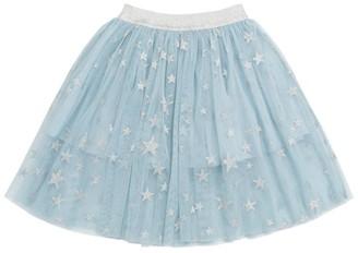 Stella Mccartney Kids Stars Tulle Skirt (2-14 Years)