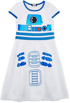 Star Wars STARWARS Short Sleeve Cap Sleeve Skater Dress - Big Kid Girls