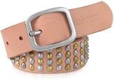 Zadig & Voltaire Vicky Studded Leather Belt