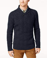 Barbour Men's Galloway Cable Sweater