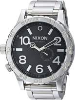 Nixon Men's NXA057487 Tide Phase Display Sub- Dial Watch