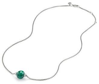 David Yurman Solari Pendant Necklace with Diamonds
