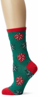 Socksmith Women's Christmas Bows Socks