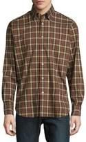 Robert Talbott Anders Casual Chest-Pocket Sportshirt