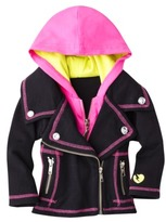 Harajuku Lovers Mini for Target® Infant Toddler Girls' Jacket - Black