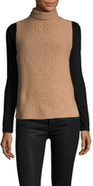 Shae Women's Wool Turtleneck Sweater