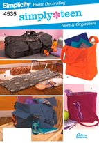 Simplicity Sewing Pattern 4535 Accessories, One
