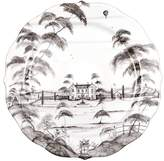 "Juliska Country Estate ""Main House"" Charger/Server Plate"