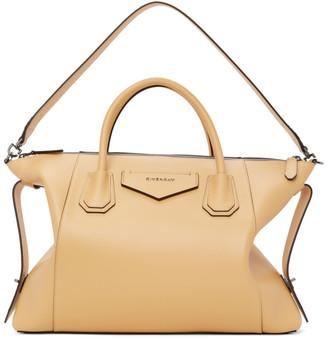Givenchy Yellow Medium Soft Antigona Bag