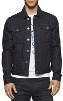 Calvin Klein Jeans Rinse Wash Trucker Jacket