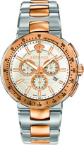 Versace Mystique Sport Collection VFG130015 Men's Quartz Watch with Tachymeter