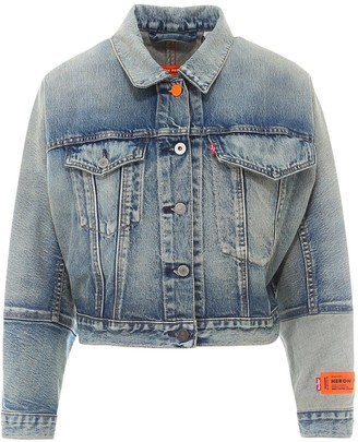 Heron Preston X Levi's Trucker Jacket