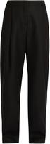Acne Studios Selah Dry wide-leg wool-twill trousers