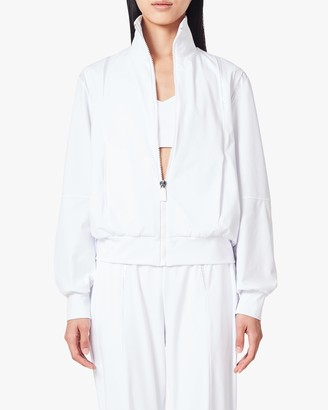 NO KA 'OI Purity Zip-Up Top