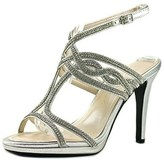 Caparros Heather Open Toe Synthetic Sandals.