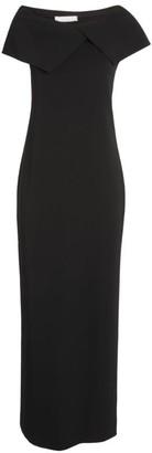 The Row Joni Crepe Column Gown
