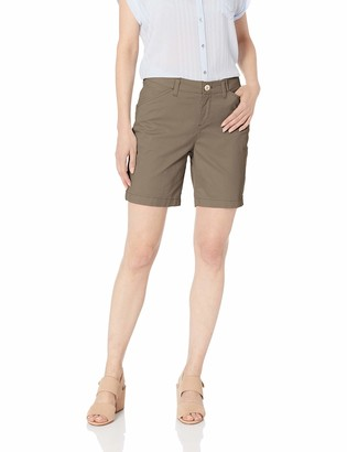 Lee Women's Regular Fit Chino Walkshort