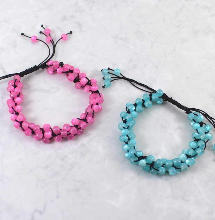 04af66036 Skull Bead Bracelet - ShopStyle UK
