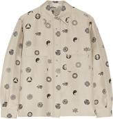 Stella McCartney Martin jacquard shirt