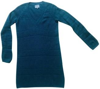 Maiyet Green Cashmere Dress for Women