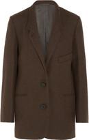Lemaire Wool-felt blazer