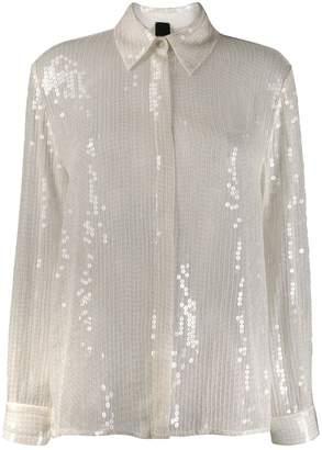 Pinko sequined shirt