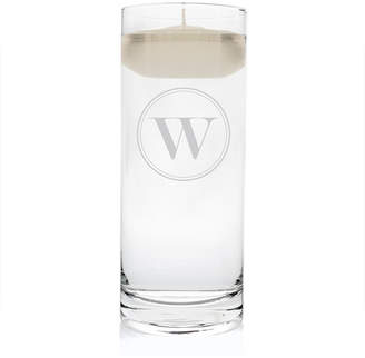 Cathy's Concepts Cathys Concepts Monogram Floating Unity Candle
