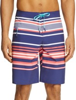 Vineyard Vines Americana Striped Board Shorts