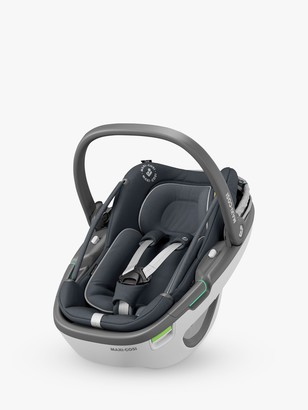 Maxi-Cosi Coral i-Size Group 0+ Baby Car Seat, Essential Graphite