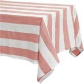 Pehr Designs Cabana Stripe Tablecloth Melon