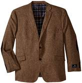 U.S. Polo Assn. Men's Big-Tall Wool Donegal Sport Coat