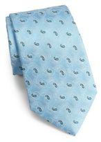 Armani Collezioni Paisley Silk Tie