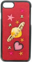 Dolce & Gabbana planet iPhone 7 case