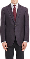 Piattelli MEN'S TWO-BUTTON SPORTCOAT