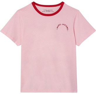 Marc Jacobs The Ringer cotton short sleeve T-Shirt
