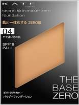 Kate Kanebo Secret Skin Maker Zero (Pact) Color:04