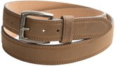Wolverine Double-Stitch Leather Belt (For Men)