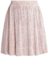 Wemoto RATIONS Aline skirt ecru