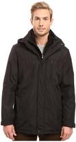 Kenneth Cole New York Softshell Jacket with Bib Insert