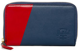 Herschel Thomas Zip Around Leather Wallet