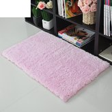jijin ncrypt with plush paddd non-slip absorbnt bathroom kitchn bdroom door mats/floor mat/foot Pad
